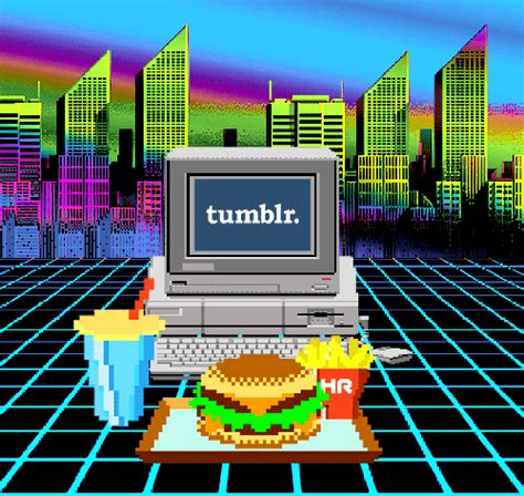 Cool Animated Retro And Funny Computer Gifs - Best Animations