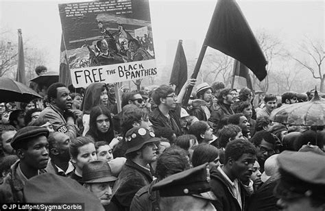 48th Anniversary Of Founding Of The Black Panther Party