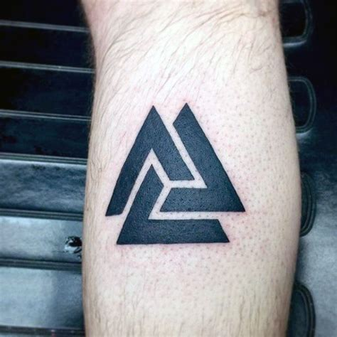 Want Valknut Tattoo Ideas? Here Are The Top 50 Best