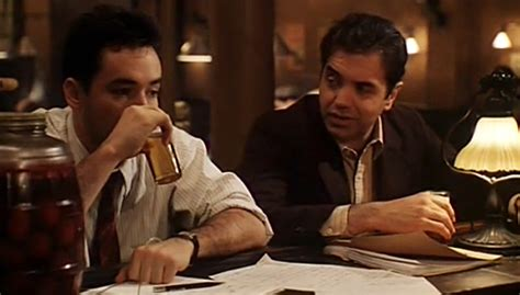 In Character: Chazz Palminteri | And So It Begins