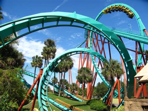 Everyone Should Go To These 10 Epic Theme Parks in Florida