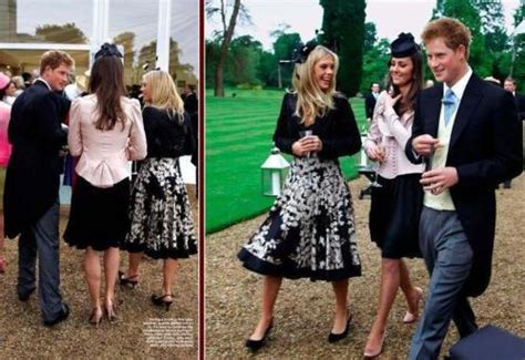 at Peter Phillips' wedding - Prince Harry and Chelsy Photo