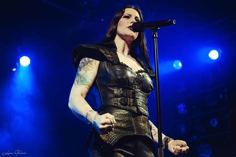Nightwish Live Photos From Playstation Theater In New York