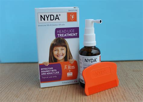 Blog: Kid has lice? How NYDA Head Lice Treatment can help