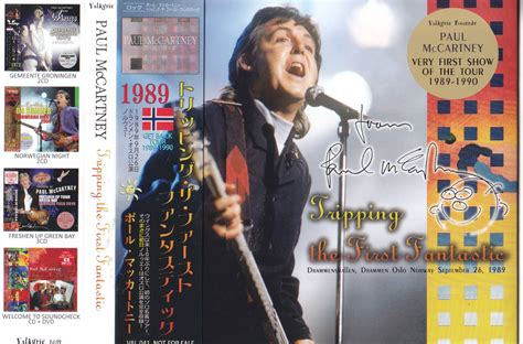 Paul McCartney / Tripping The First Fantastic 1989 / 2CD