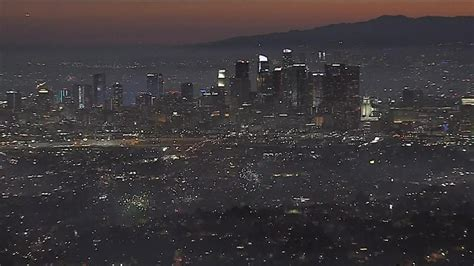 Illegal Fireworks Light Up SoCal Skies, Firefighters See