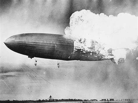 Hindenburg disaster 75 years ago abruptly ended zeppelin