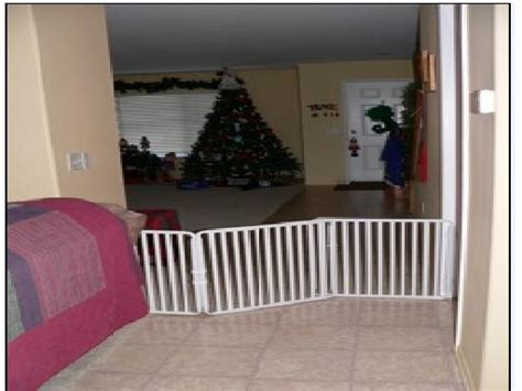 10' Wide Indoor Dog Gate Is Now Available From Rover Company