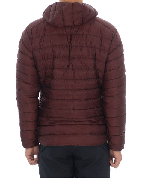 Arc'Teryx Cerium LT Quilted Shell Hooded Down Jacket Flux