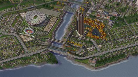 2 Simcity 4 HD Wallpapers | Background Images - Wallpaper
