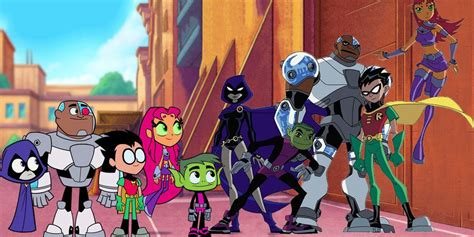 Worlds Collide In First Teen Titans Go! Vs