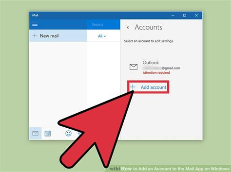 How to Add an Account to the Mail App on Windows: 10 Steps