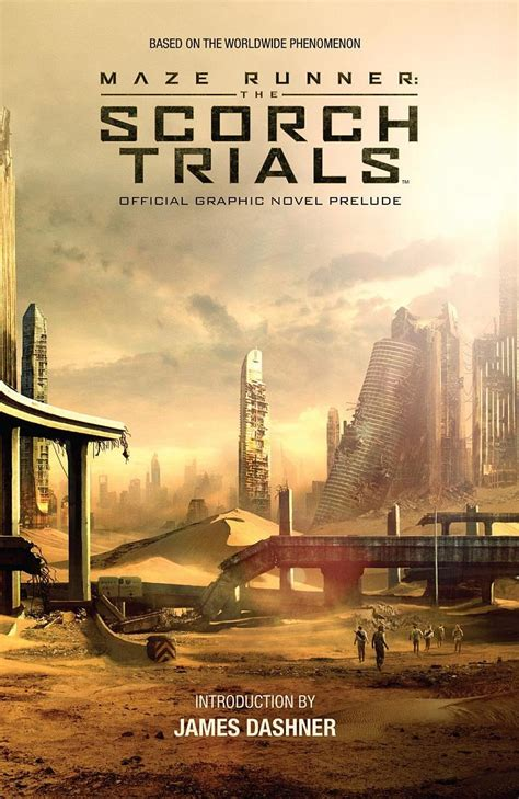 Preview Of Maze Runner: The Scorch Trials GN