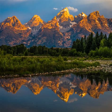 Swimming in Grand Teton National Park | USA Today