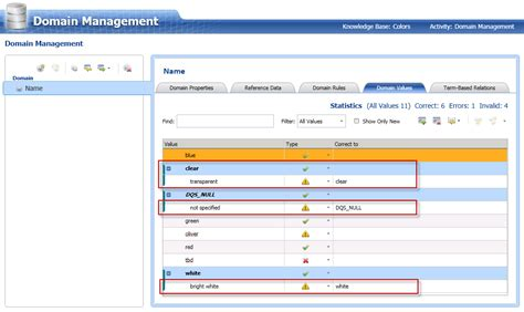 Configuring SSIS DQS Domain Value Import – Data Quality