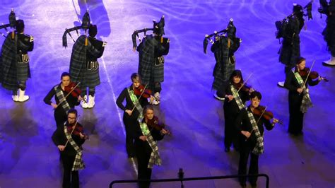 Norsk Militær Tattoo 2018 - Pipers trail - The Tattoo