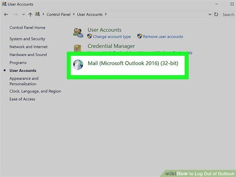 3 Ways to Log Out of Outlook - wikiHow