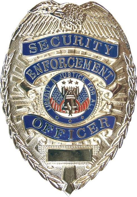 Deluxe Silver - Public Safety SECURITY ENFOREMENT OFFICER