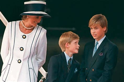 Lovely photos of Princess Diana with her sons Princes