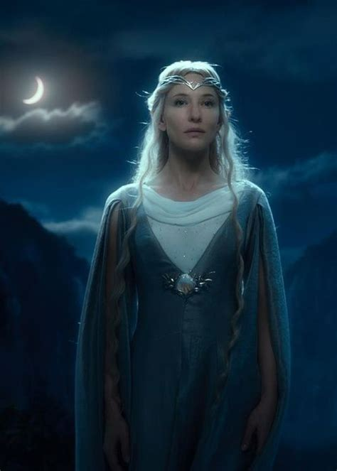 Galadriel, one day I will cosplay as her | Hobbit an