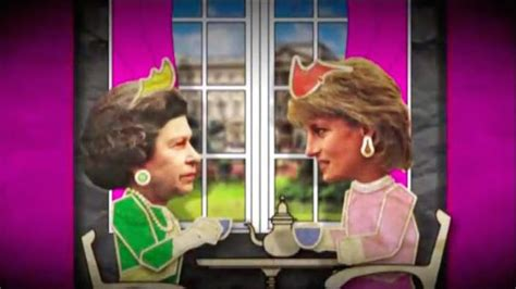 Why Queen Elizabeth and Princess Diana couldn't stand each