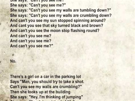 Counting Crows - Round Here (lyrics) - YouTube