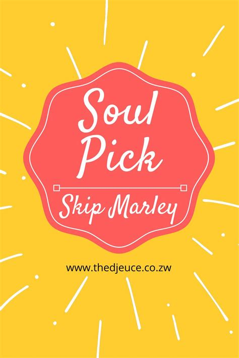 Skip was born in Kingston Jamaica to Cedella Marley and