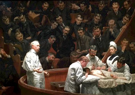 The Agnew Clinic by Thomas Eakins | Trivium Art History