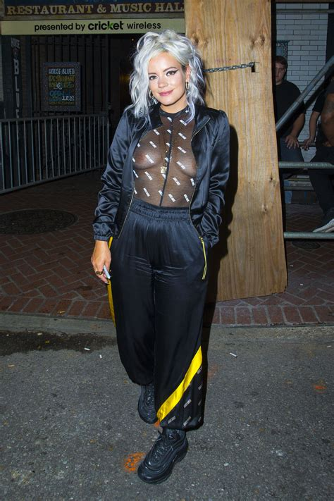 Lily Allen See Through (30 Photos)   #TheFappening
