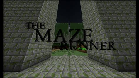 WELCOME TO THE GLADE! - The Maze Runner Survival Map