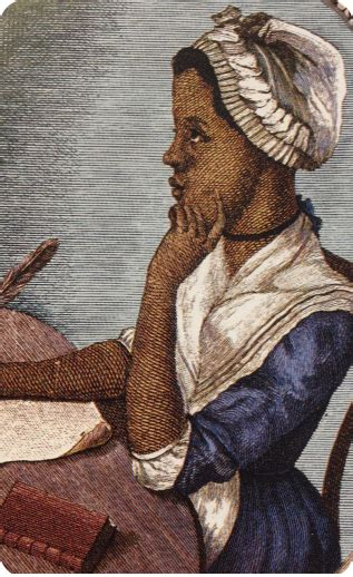 Dispossessed: Black History Month Project - Phillis Wheatley
