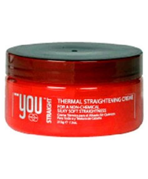 luster products you | You Straight Thermal Straightening