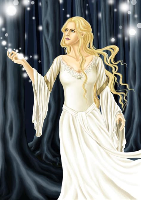 Amazing Fantasy Art Inspired by Tolkien Universe and