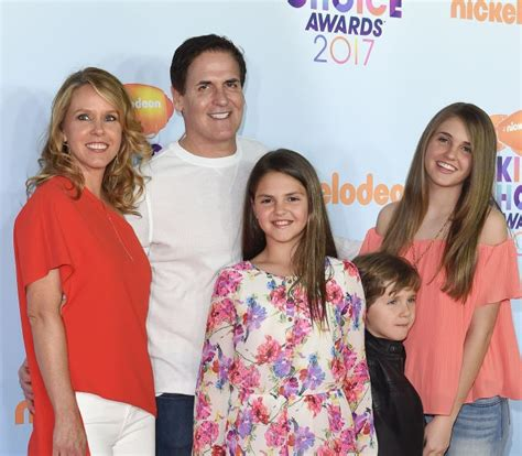 'Shark Tank': Mark Cuban Forces His Kids to Work So They