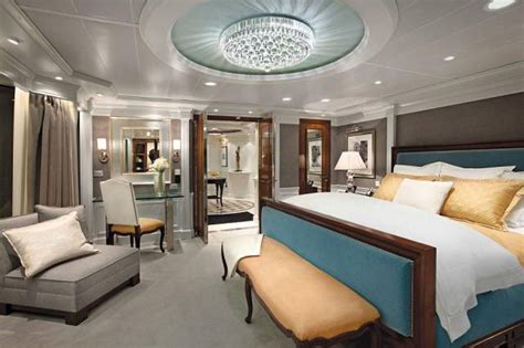 Perks Of The Most Luxurious Cruise Ship Suites In The