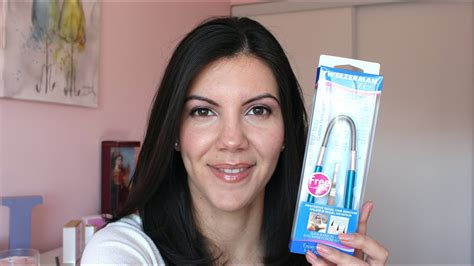 Review | Tweezerman Facial Hair Remover | Diary of a Girly