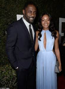 Naomie Harris stuns in daring dress slashed to navel and