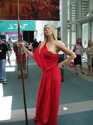 The Goddess Athena is the main female Character in the