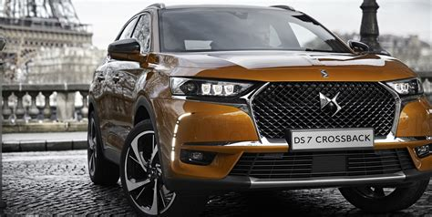 New Citroen DS7 Crossback Cars for sale at J