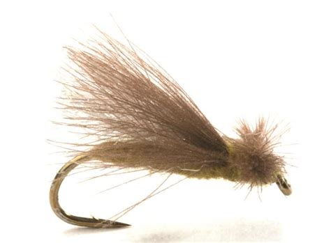 CDC Caddis Adult Olive #10 - Guideline AS