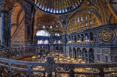 52 Very Beautiful Hagia Sophia Inside Pictures And Photos