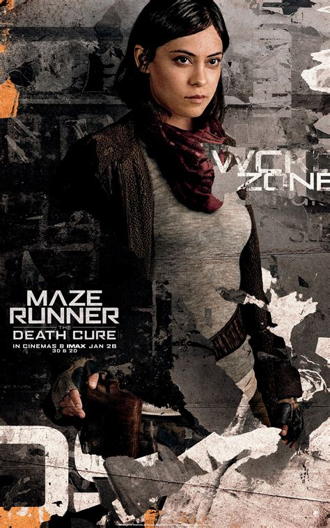 WATCH: New trailer and posters arrive for Maze Runner: The