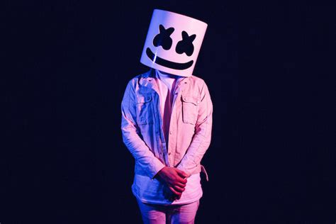 INTERVIEW: Marshmello Opens Up About Khalid Collab