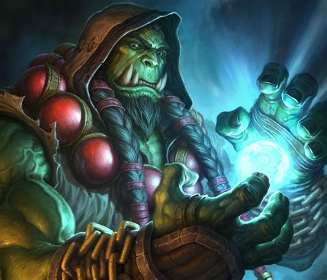 Thrall is Shammy Wallpapers HD / Desktop and Mobile