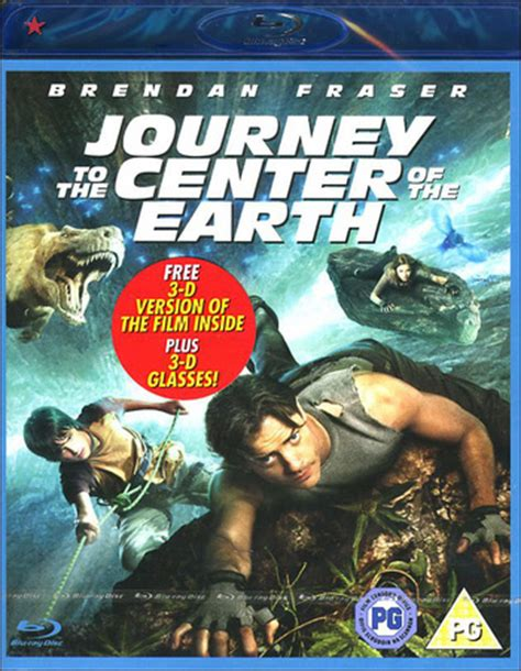 Journey to the center of the Earth 3D (Blu-ray) (Import