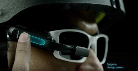 Garmin Varia Vision could be the heads up display cyclist