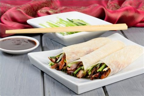 Peking Duck Pancakes | Recipes For Food Lovers Including