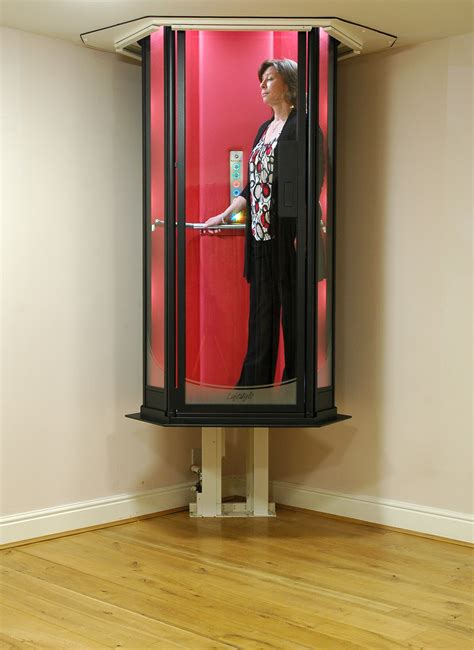Lifestyle Home Elevator - Space Saving Home Lift
