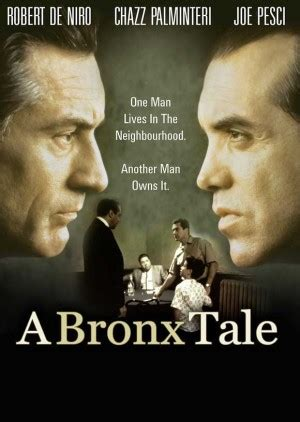 Wasted Talent Bronx Tale Quotes