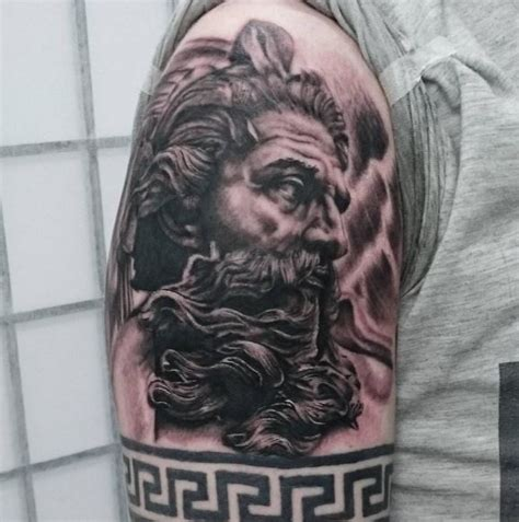 50+ Ancient Greek Tattoos From Mythology With Meaning